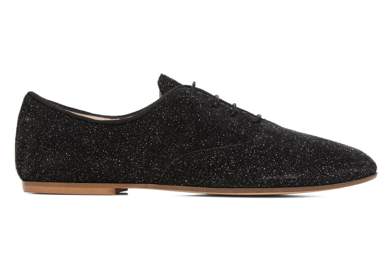 Zapatos con cordones COSMOPARIS Blea/Glit Negro vistra trasera