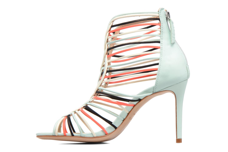 Sandals COSMOPARIS Ameya White front view