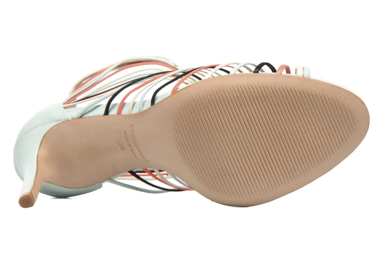 Sandali e scarpe aperte COSMOPARIS Ameya Bianco immagine dall'alto