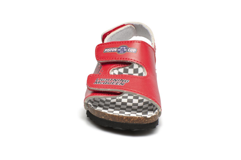 Sandales et nu-pieds Cars Nino Cars Rouge vue portées chaussures