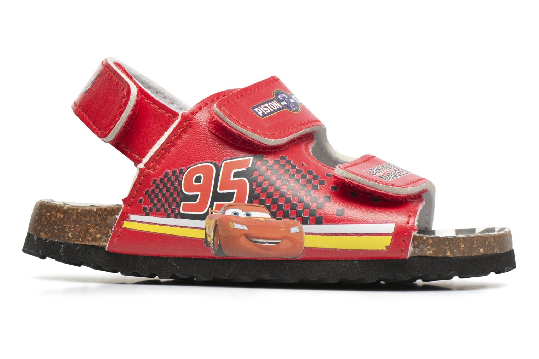 Sandales et nu-pieds Cars Nino Cars Rouge vue derrière