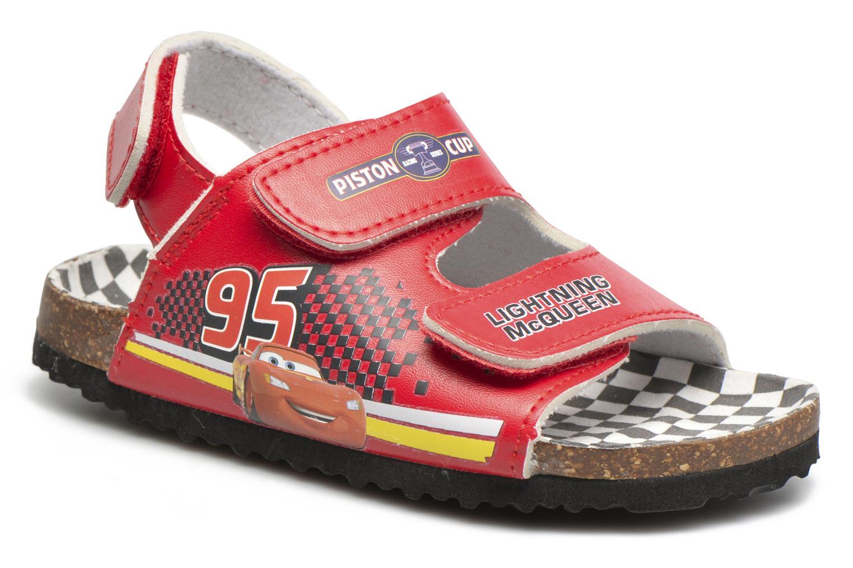 Sandales et nu-pieds Cars Nino Cars Rouge vue détail/paire