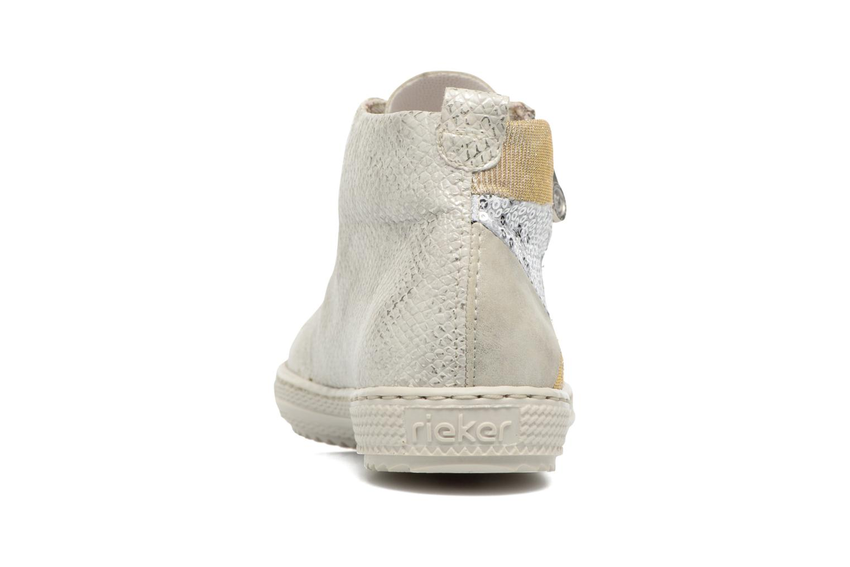 Poune 9446 Grey/Ice/Lightgold/Ice