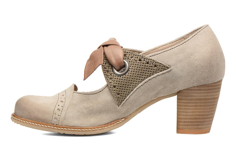 High heels Dkode Valeria Beige front view