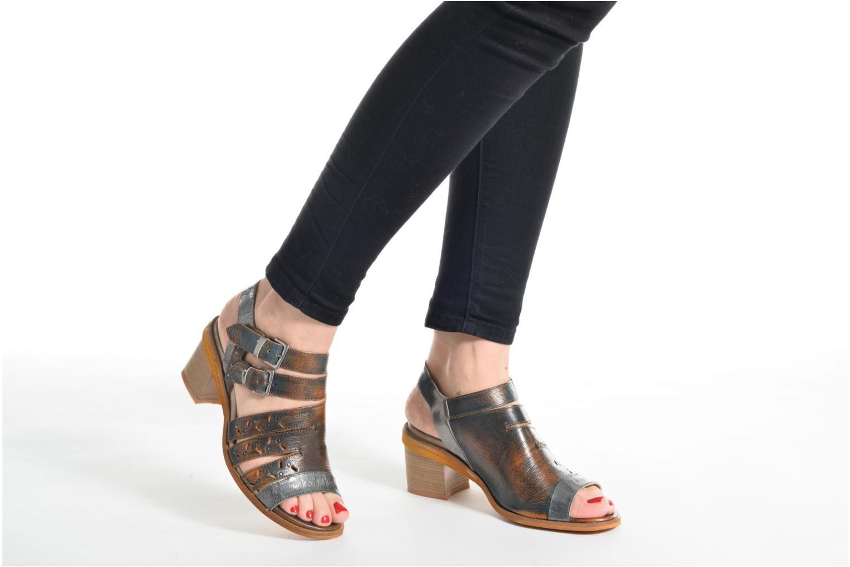 Sandaler Dkode Genna Blå se forneden