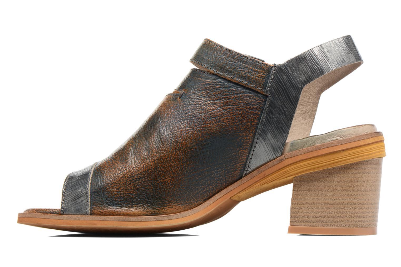 Sandaler Dkode Genna Blå se forfra
