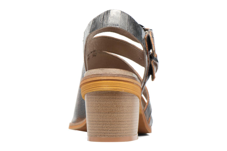 Sandaler Dkode Genna Blå Se fra højre