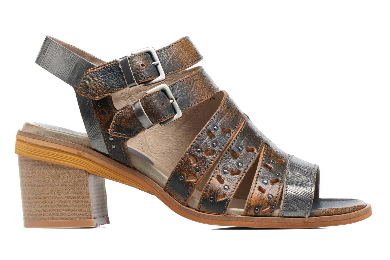 Sandals Dkode Genna Blue back view