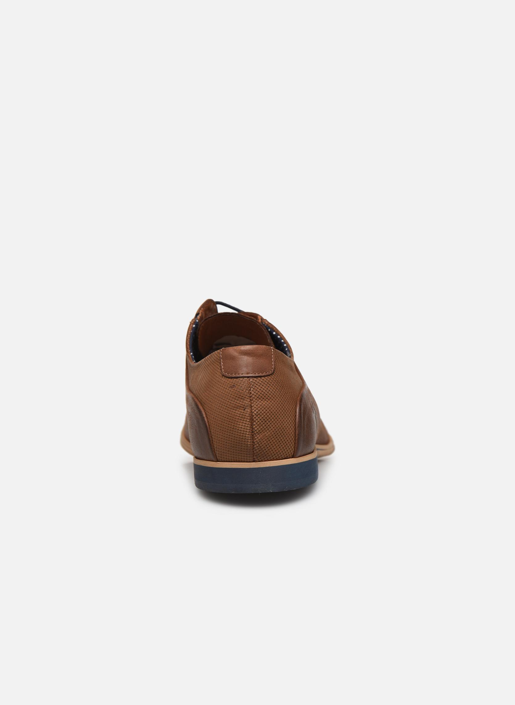 Chaussures à lacets Kost Epia3 Marron vue droite