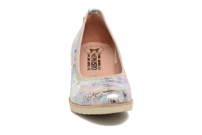 Escarpins Mephisto Speranza Multicolore vue portées chaussures