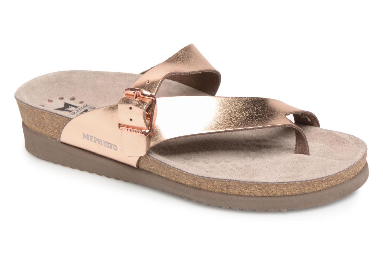 Sandali e scarpe aperte Mephisto Helen Oro e bronzo vedi dettaglio/paio