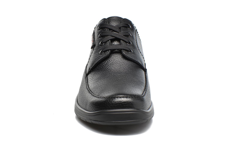 Chaussures à lacets Mephisto Ezard Noir vue portées chaussures