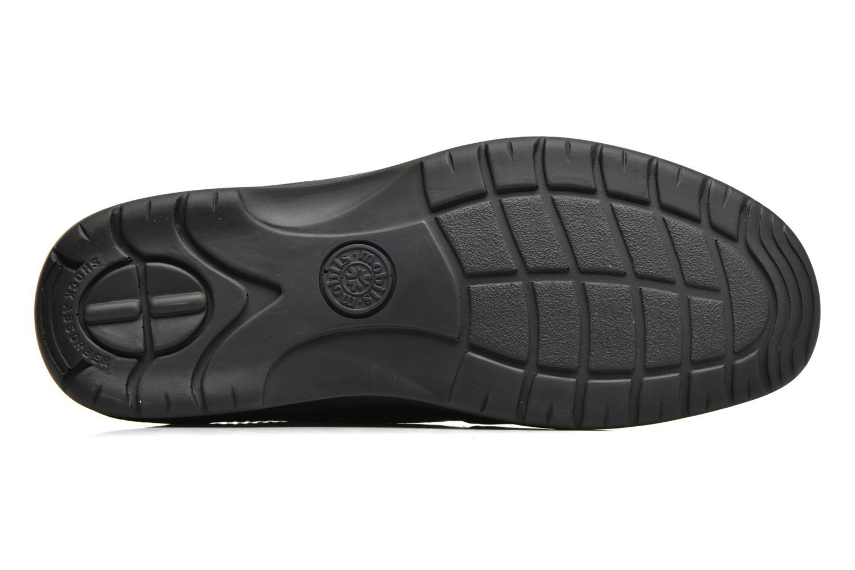 Chaussures à lacets Mephisto Ezard Noir vue haut