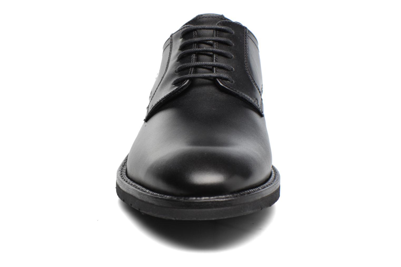 Chaussures à lacets Mephisto Taylor Noir vue portées chaussures