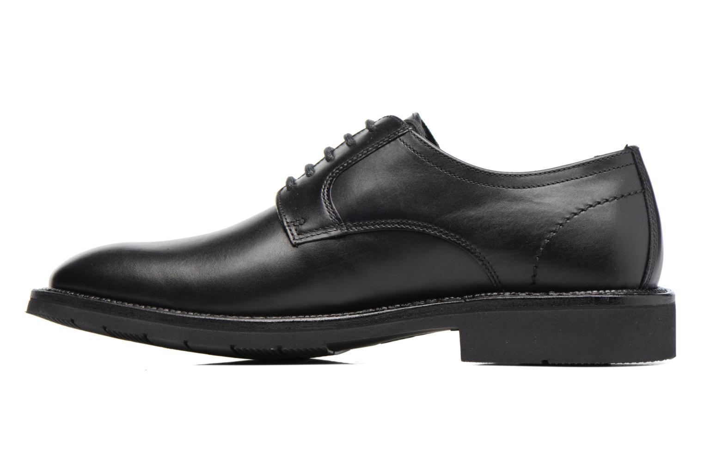 Chaussures à lacets Mephisto Taylor Noir vue face
