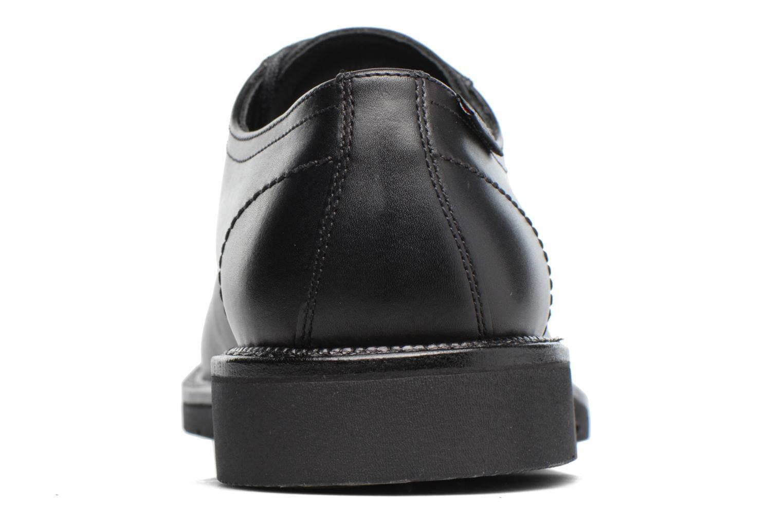 Chaussures à lacets Mephisto Taylor Noir vue droite