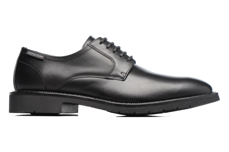 Chaussures à lacets Mephisto Taylor Noir vue derrière