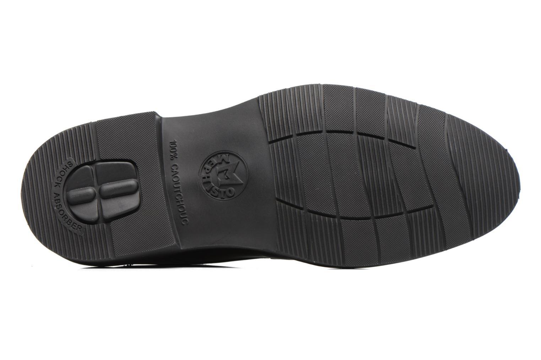 Chaussures à lacets Mephisto Taylor Noir vue haut
