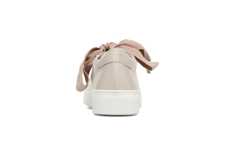 Sneakers Bronx Byardenx Beige immagine destra