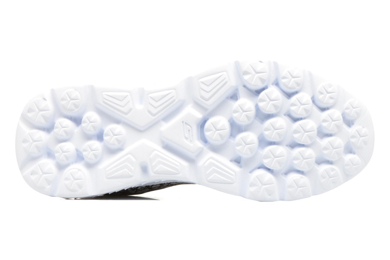 Chaussures de sport Skechers GO Run 400 Velocity Noir vue haut