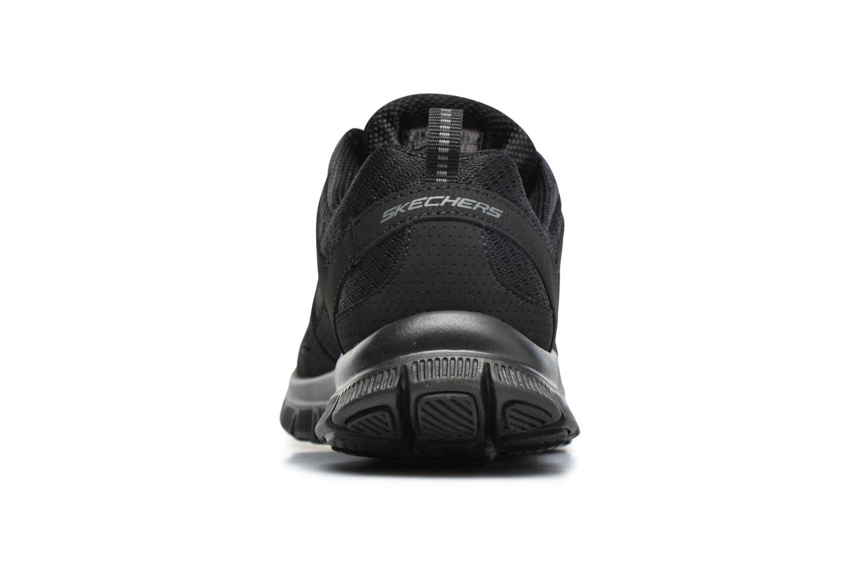 Sportssko Skechers Flex Appeal Adaptable Sort Se fra højre