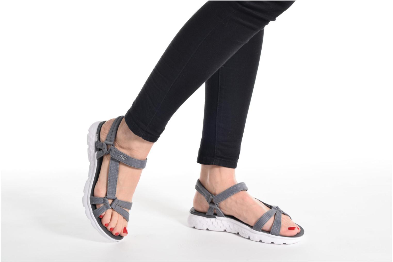 Sandaler Skechers on-the-GO 400 W Grå se forneden