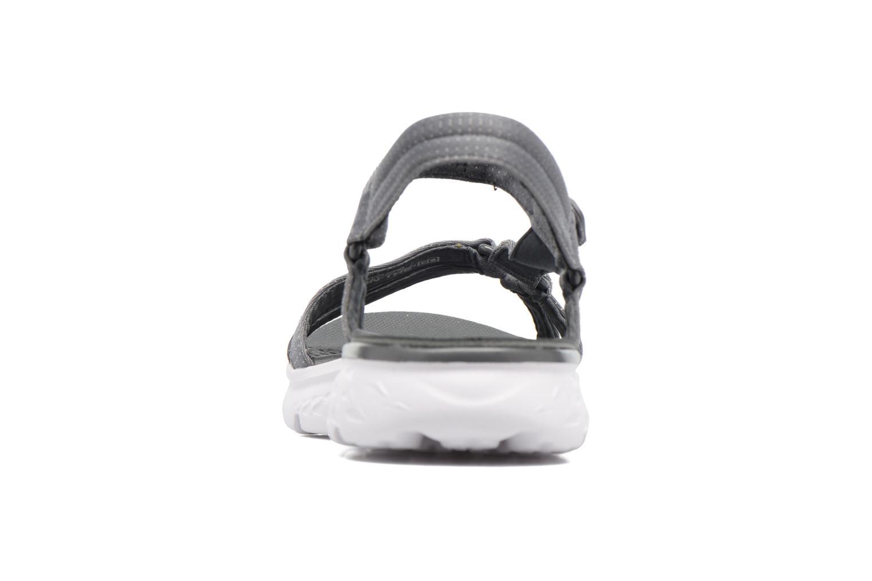 Sandaler Skechers on-the-GO 400 W Grå Se fra højre