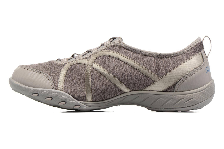 Sneakers Skechers Breathe-Easy Fortune Beige se forfra