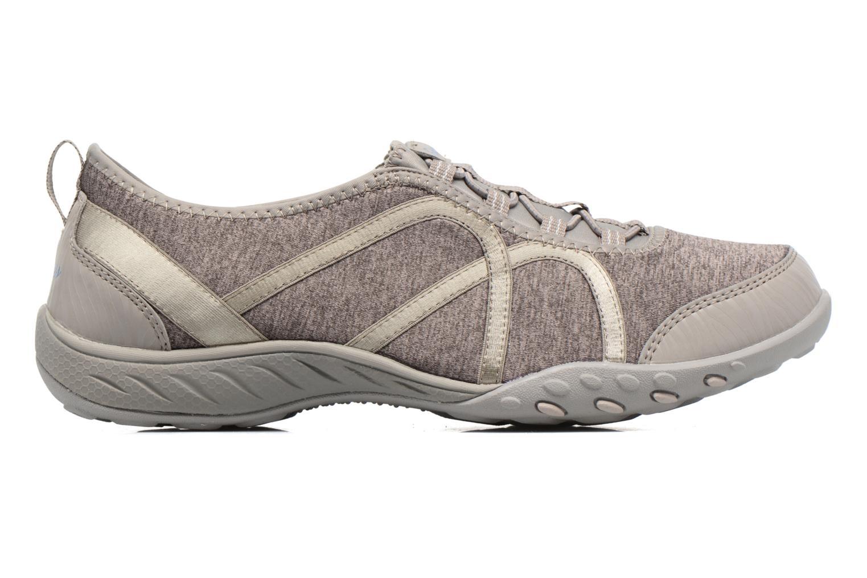 Sneakers Skechers Breathe-Easy Fortune Beige se bagfra