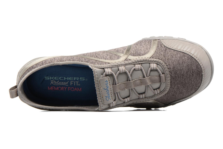 Sneakers Skechers Breathe-Easy Fortune Beige se fra venstre