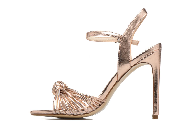 Sandales et nu-pieds Blink Bdalanisl 2 Or et bronze vue face