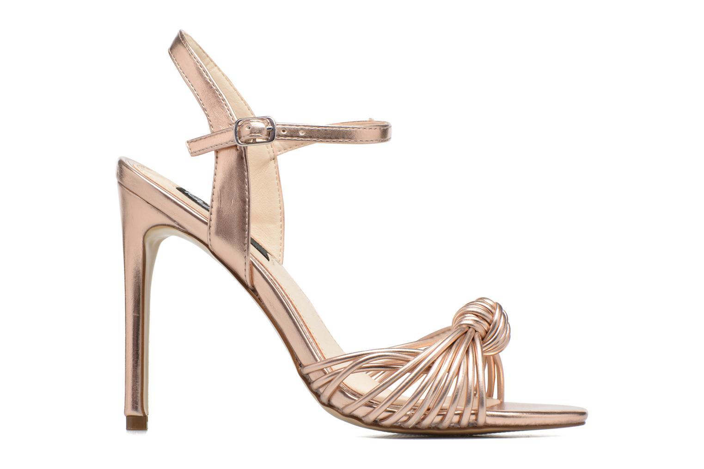 Sandales et nu-pieds Blink Bdalanisl 2 Or et bronze vue derrière