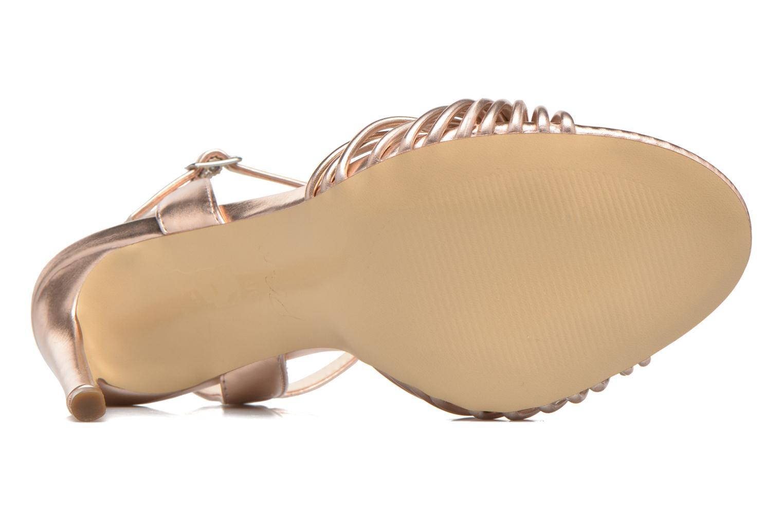 Sandales et nu-pieds Blink Bdalanisl 2 Or et bronze vue haut