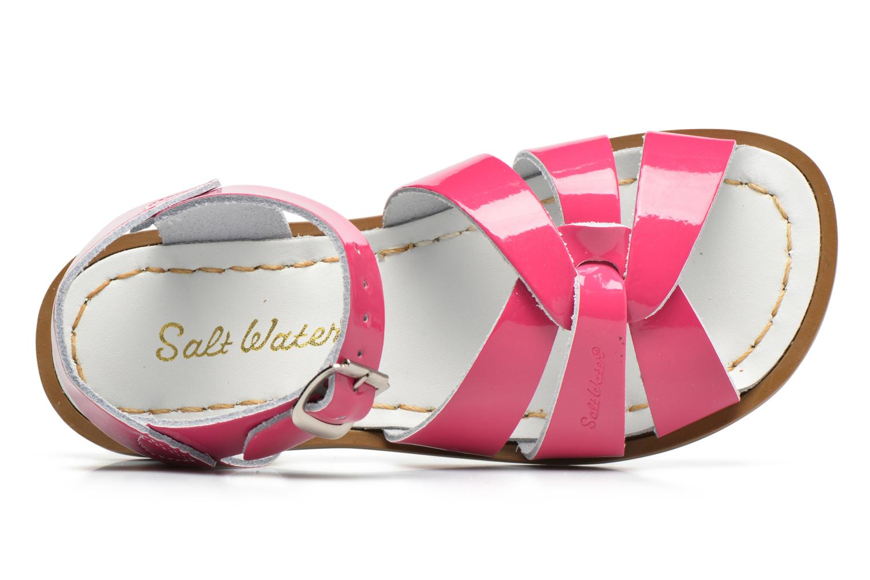 Sandales et nu-pieds Salt-Water Salt-Water Original Rose vue gauche