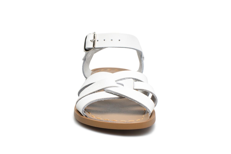 Sandales et nu-pieds Salt-Water Salt-Water Original Blanc vue portées chaussures