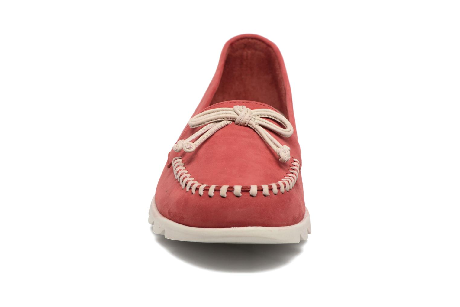 Loafers The Flexx Indy Track Red model view