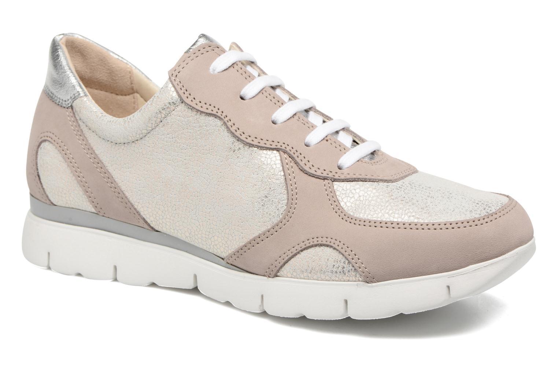 ZapatosThe Flexx On the Move (Plateado) - Deportivas  marca  Descuento de la marca  a855e4