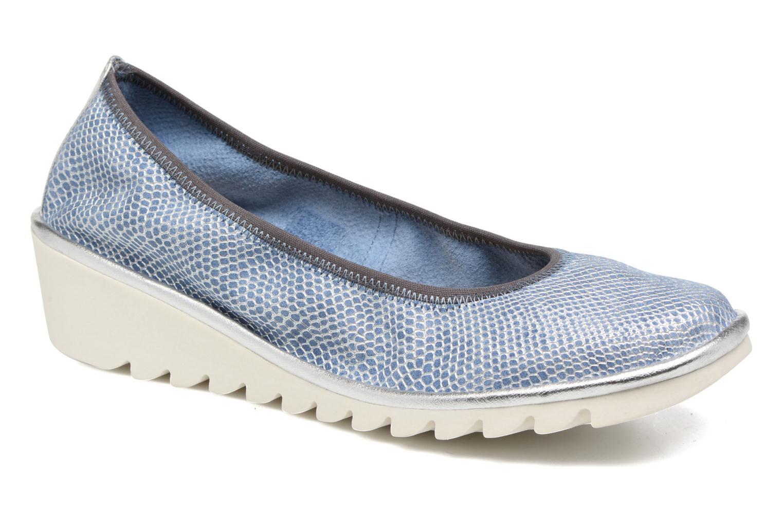 Zapatos promocionales The Flexx Mel A Drama (Azul) - Bailarinas   Venta de liquidación de temporada