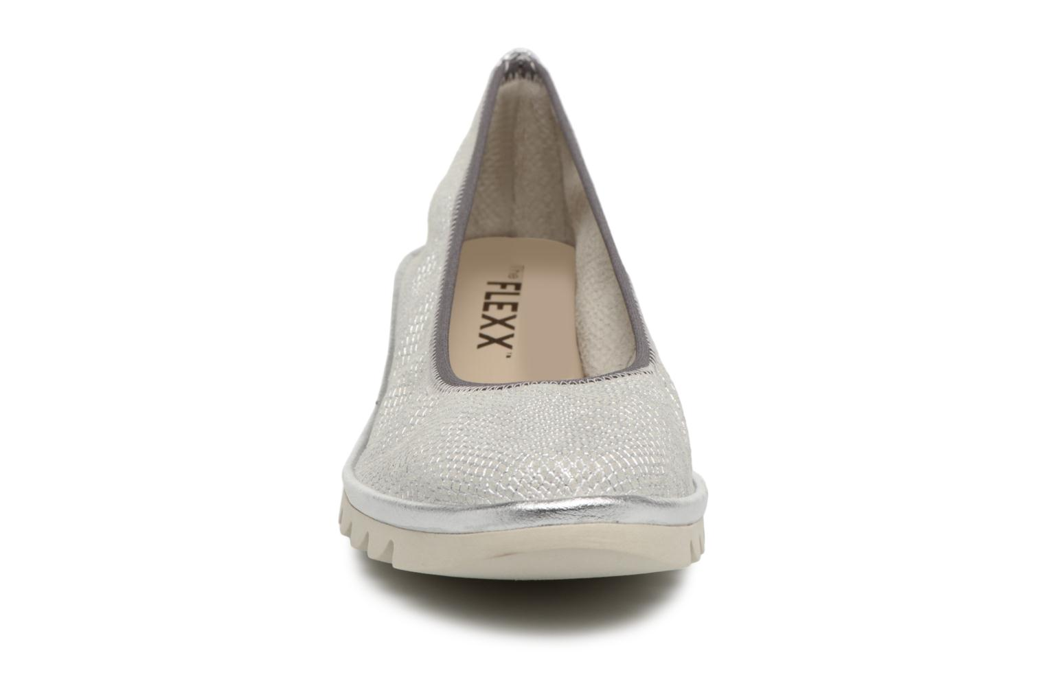 Ballet pumps The Flexx Mel A Drama Silver model view