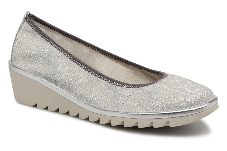 Zapatos promocionales The Flexx Mel A Drama (Plateado) - Bailarinas   Zapatos de mujer baratos zapatos de mujer