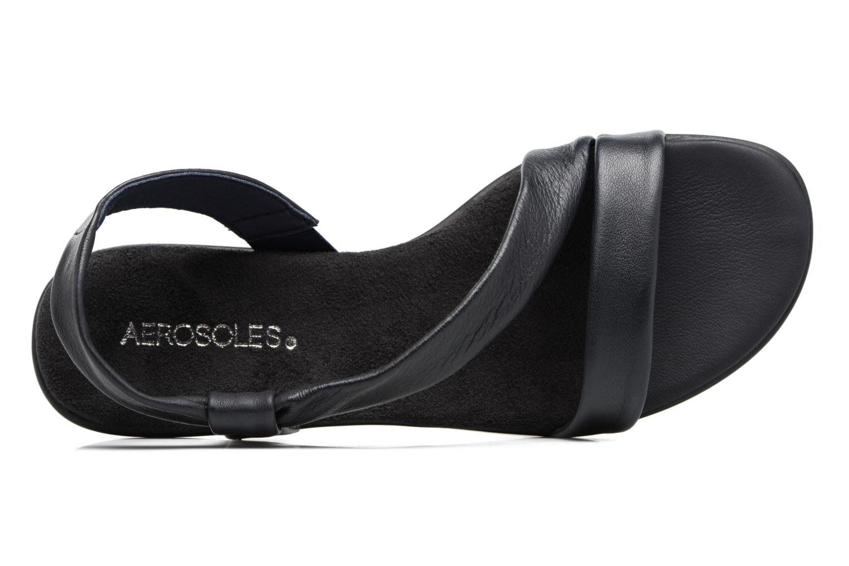Sandali e scarpe aperte Aerosoles Chairman Nero immagine sinistra