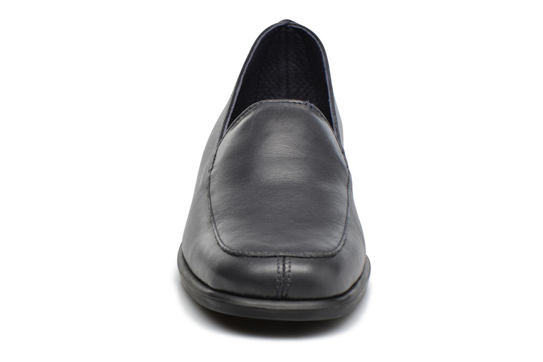 Mocassins Aerosoles Four William Noir vue portées chaussures