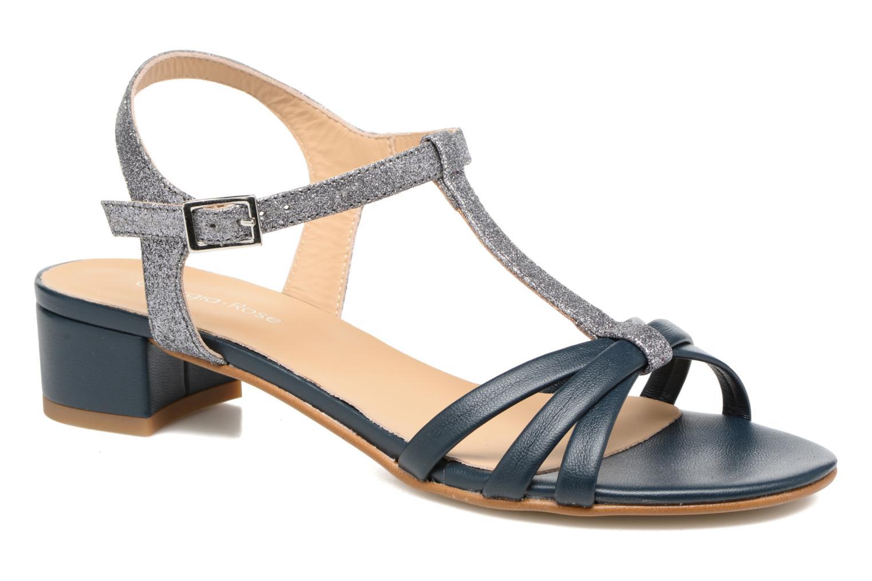 Sandales et nu-pieds Georgia Rose Lumitre Bleu vue détail/paire
