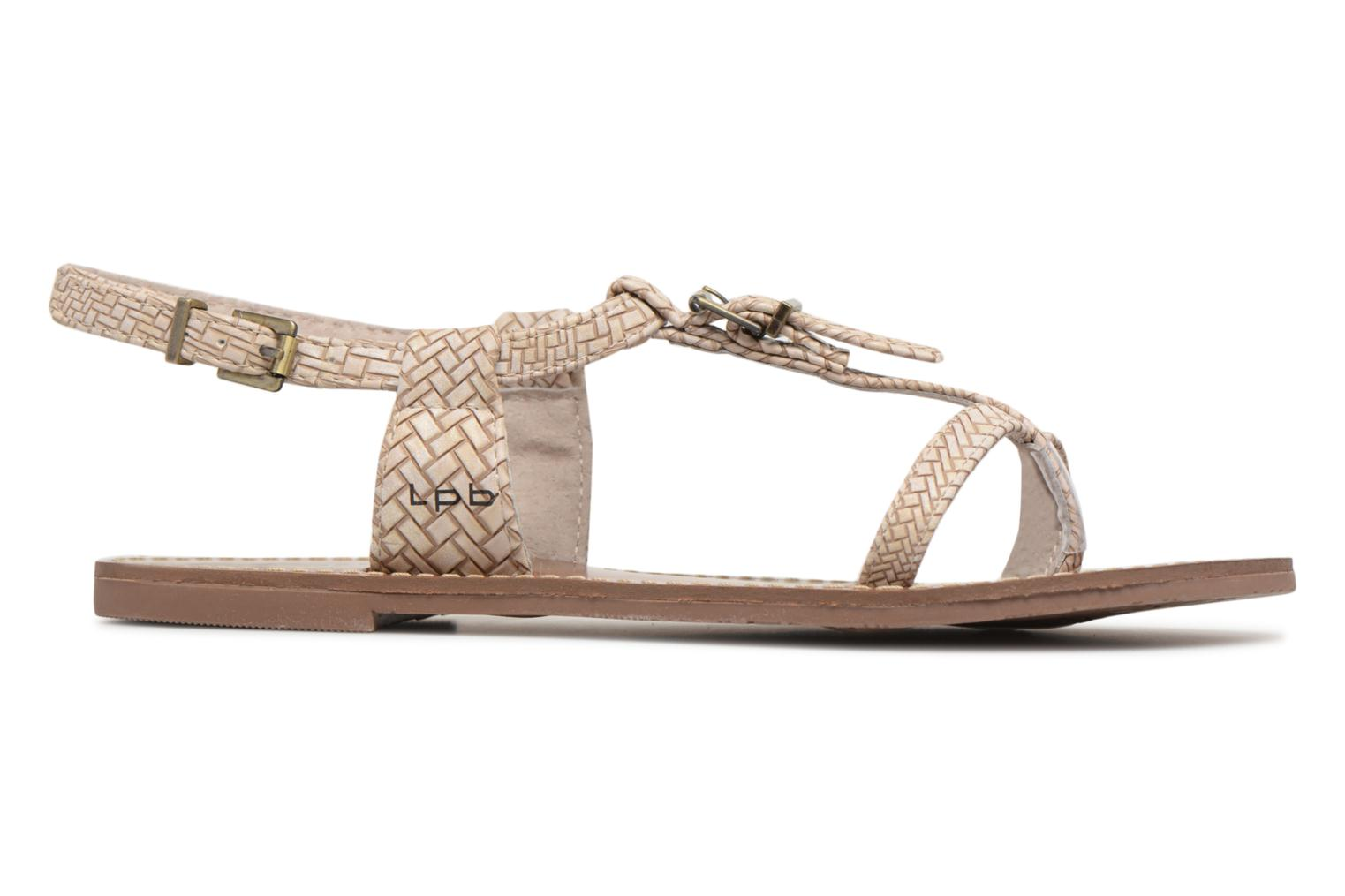 Sandals Les P'tites Bombes Zhoe F Beige view from the right