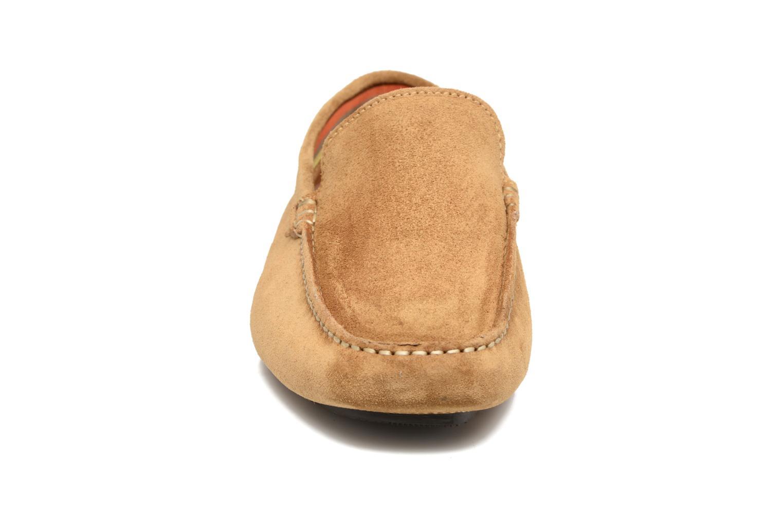 Mocassins Marvin&Co Sutton Marron vue portées chaussures