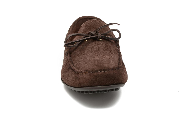 Mocassins Marvin&Co Stalban Marron vue portées chaussures