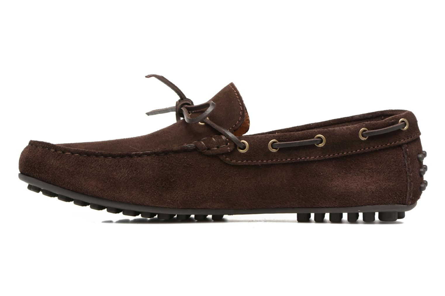 Loafers Marvin&Co Stalban Brun se forfra