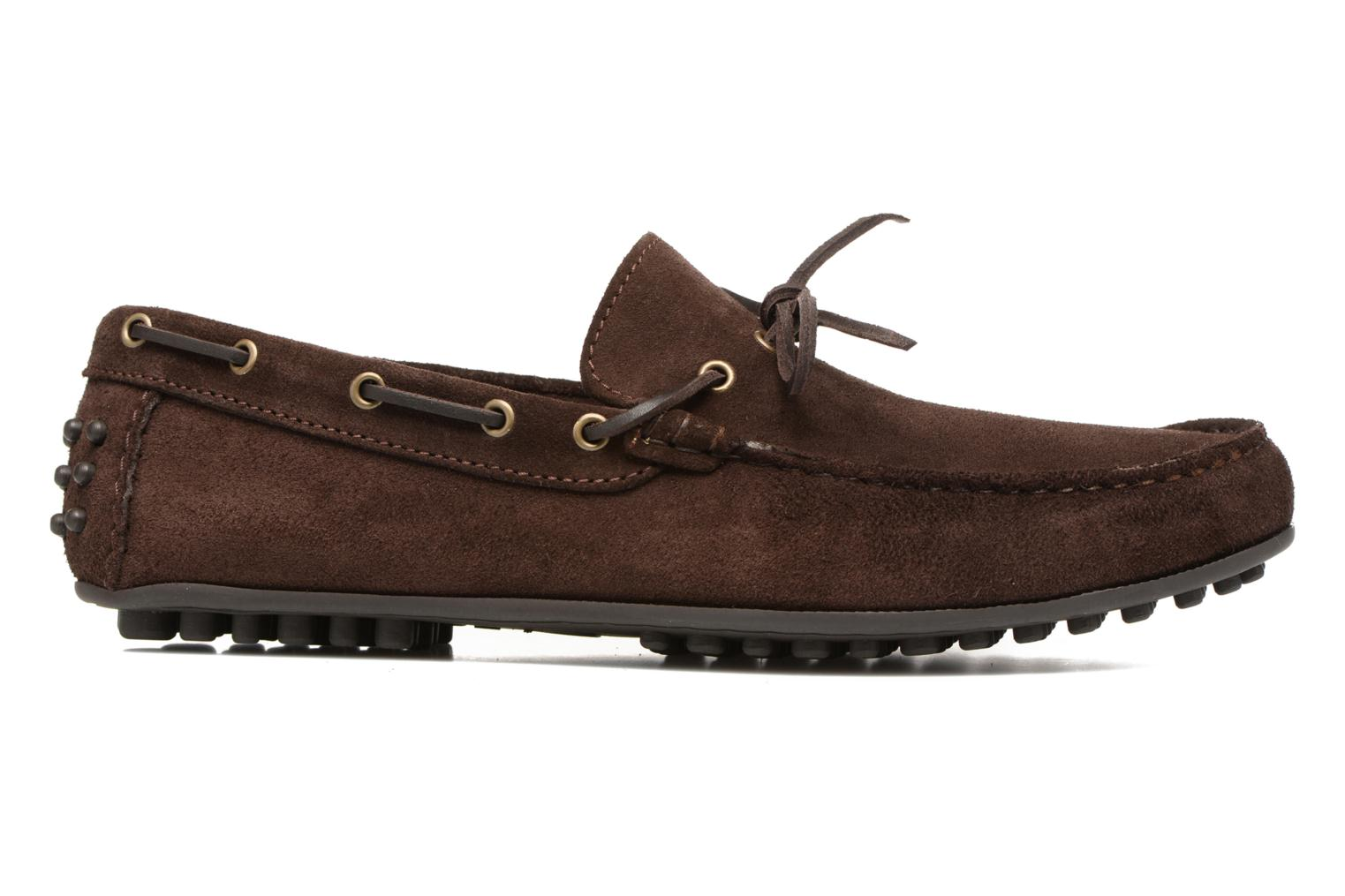 Loafers Marvin&co Stalban Brown back view