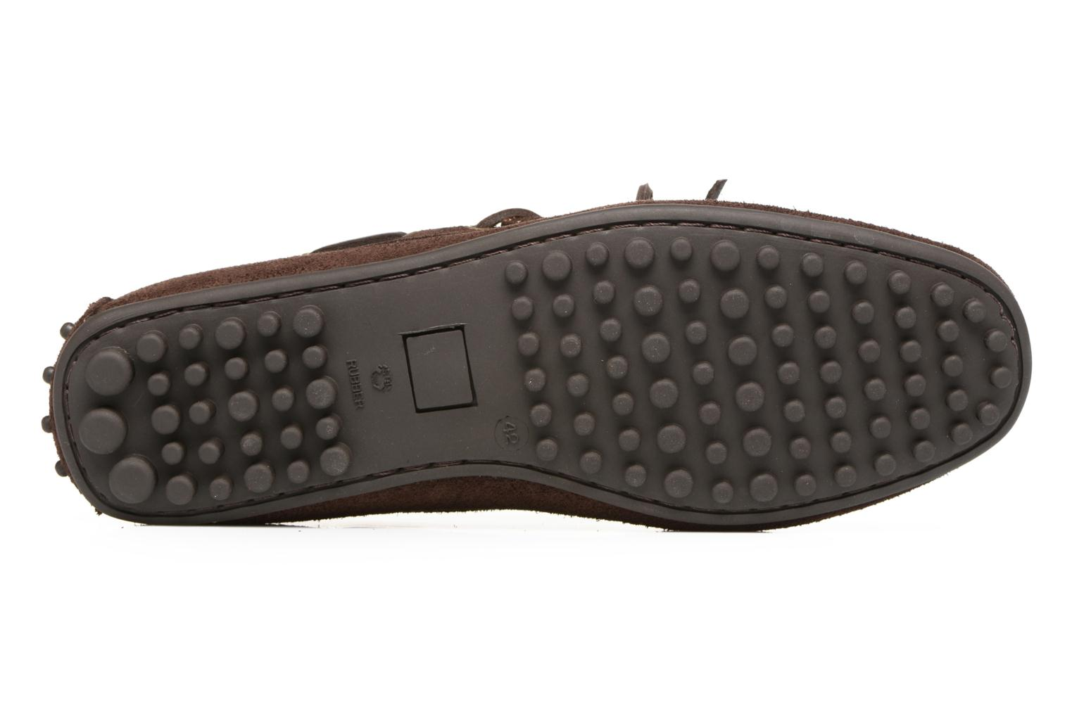 Loafers Marvin&co Stalban Brown view from above