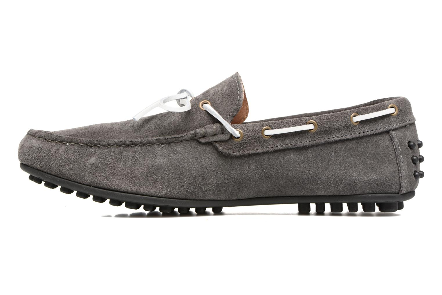 Loafers Marvin&co Stalban Grey front view
